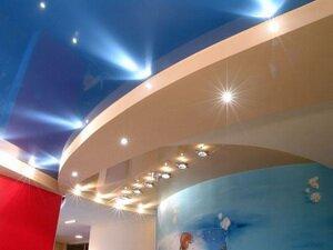Дизайн потолка детской комнаты. Какой лучше выбрать?