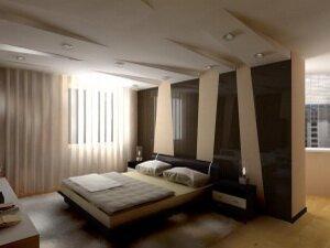 Как визуально увеличить высоту потолка. Варианты зрительного увеличения + фото