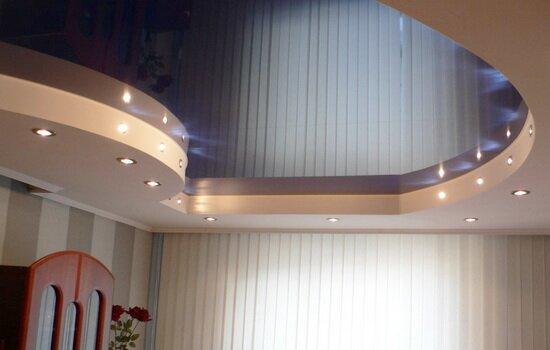 Правильный уход за натяжными потолками – залог их длительной службы