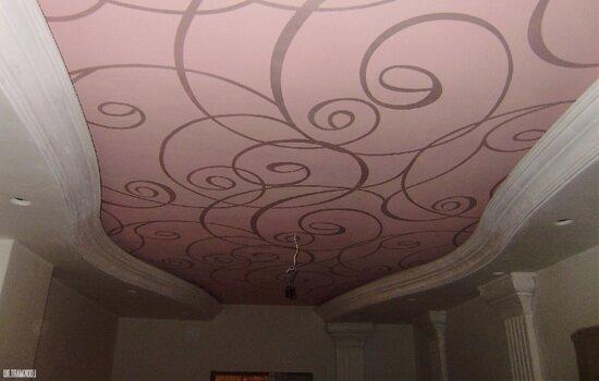 Установка тканевых потолков. Правила успешного монтажа